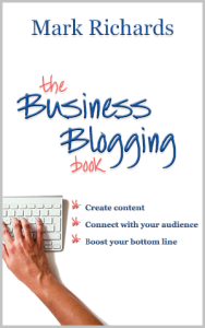 Blogging Book Cover 1
