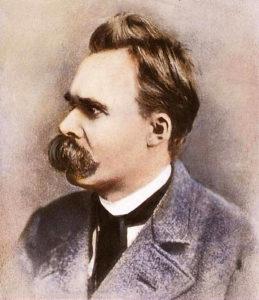 Nietzsche Stole my Will Power